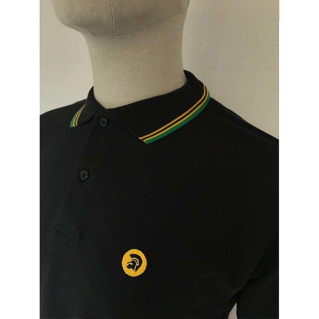 Trojan Signature Pique Polo - Jamaica