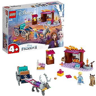 LEGO Frozen 2 - Elsas vagnäventyr