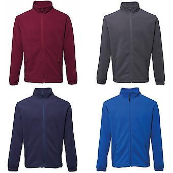 2786 Mens Full Zip Fleece Jacket (280 GSM)