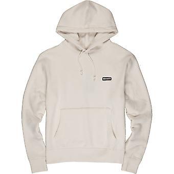 Element Tokyo Dot Pullover Hoody in Off White
