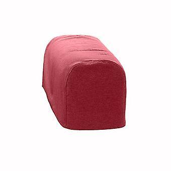 Muuttaminen sohvat Standard Size Viini Villa Feel Pari Arm Caps sohvanojatuoli