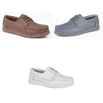 Dek Adults/Unisex Lace Up Bowling Shoes