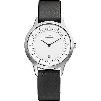 Danish Design DZ120156-wrist watch, man, skin, colour: black