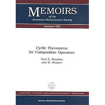 Cyclic Phenomena for Composition Operators - 9780821806302 Book