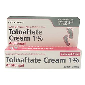 Taro tolnaftate cream 1%, antifungal cream, 1 oz