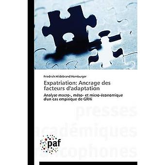 Expatriation ancrage des facteurs dadaptation by HOMBURGERF