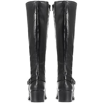 Jones Bootmaker Womens Narrow Fit Leather Knee High Boot