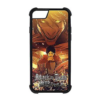 Manga hyökkäys Titan iPhone 6/6S Shell