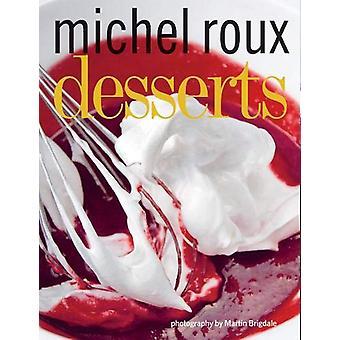 Desserts door Michel Roux - 9781787134713 Boek