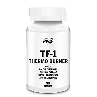 PWD Nutrition TF1 Thermo Burner 90 capsules