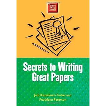 Secrets to Writing Great Papers Book