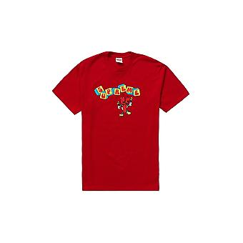 Supreme Dynamite Tee Red - Clothing
