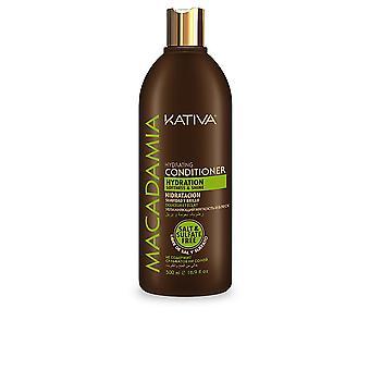 Kativa Macadamia Hydrating Conditioner 1000 Ml för kvinnor