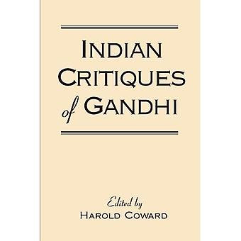 Críticas indianas de Gandhi (Série SUNY em Estudos Religiosos)