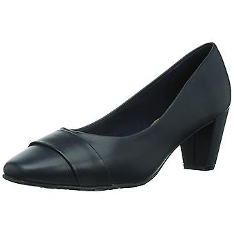 Soft Style Womens Mabry Square Toe Classic Pumps