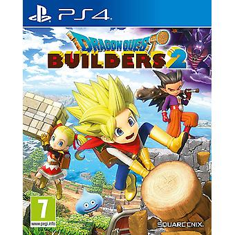 Dragon Quest Builders 2 PS4 Game (Release Date: 12-07-2019)