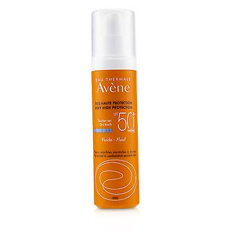 Very high protection fluid spf 50   for normal to combination sensitive 50ml/1.7oz