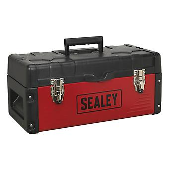 Sealey Ap545 Toolbox With Tote Tray 495Mm
