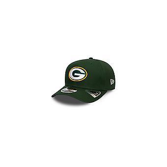 Neue Ära Nfl Green Bay Packers Stretch 9fifty Snapback Cap