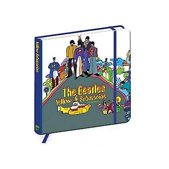 De Beatles Notebook Yellow Submarine nieuwe officiële kwaliteit hardback dagboek