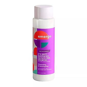 Emerge It's Knot Happening Sulfate Free Shampoo Cleansing & Detangling