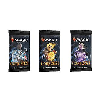 Magic The Gathering - Core Set 2021 - Booster Pack 3-Pack