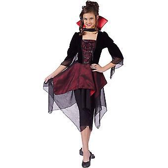 Hon är Dracula barn kostym