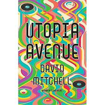 Utopia Avenue av David Mitchell - 9781444799422 Book