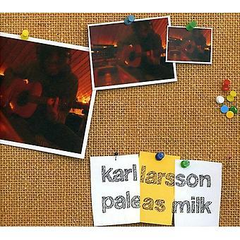 Karl Larsson - Pale as Milk [CD] USA import