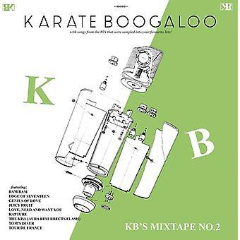 Kb's Mixtape No. 2 [CD] USA import