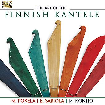 Martti Pokela - arte de la importación de los E.e.u.u. Kantele finlandés [CD]