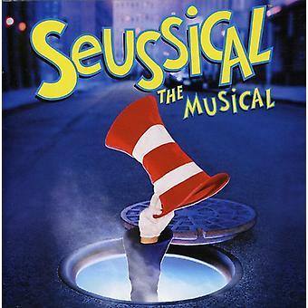 Various Artists - Seussical [2000 Original Broadway Cast] [CD] USA import