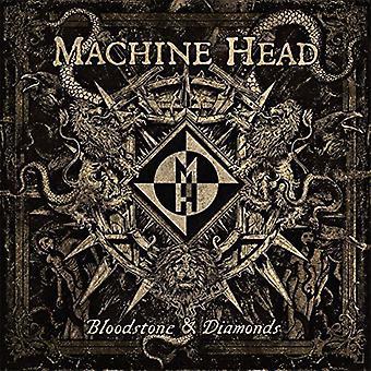 Machine Head - Bloodstone & Diamonds Jewel [CD] USA import