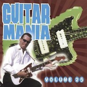 Various Artist - Guitar Mania Vol. 25 [CD] USA import