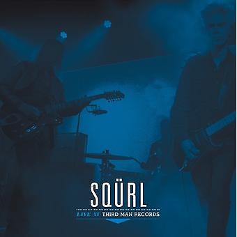 Squrl - Live at Third Man Records [Vinyl] USA import