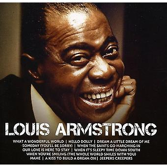 Louis Armstrong - Icon [CD] USA import