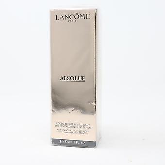 Lancome Absolue Il rivitalizzante Siero Oleo 1oz/30ml nuovo con scatola