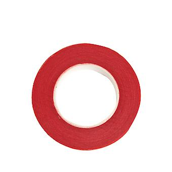 27.5m Floral Crepe Tape for Floristry Crafts - Red