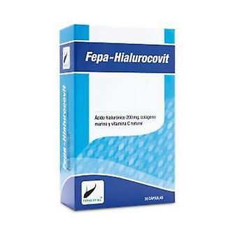 Hyalurocovit 30 capsules of 200mg