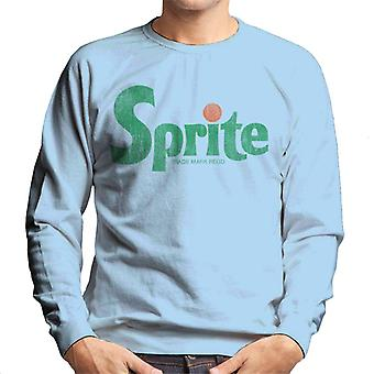 Sprite 70s Orange dot logo heren Sweatshirt
