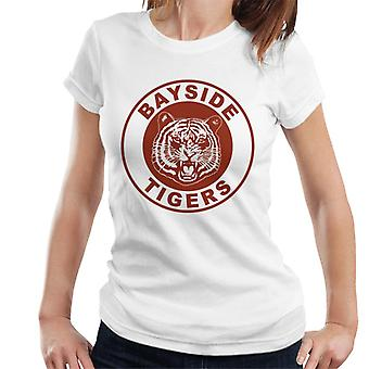 Saved By The Bell Bayside Tigers Women's T-Shirt
