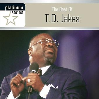 T.D. Jakes - Platinum Series: Best of [CD] USA import