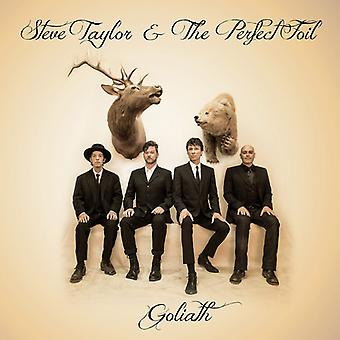 Steve Taylor & the Perfect Foil - Goliath [Vinyl] USA import