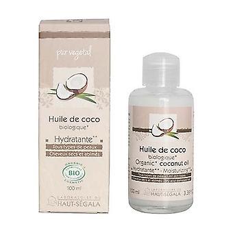 Organic coconut oil 100 ml