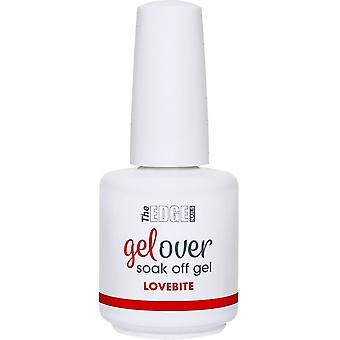 The Edge Nails Gelover 2019 Soak-Off Gel Polish Collection - Lovebite 15ml (2003343)