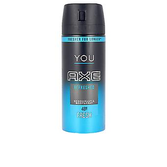 Axe You Refreshed Deo Spray 150 Ml For Men