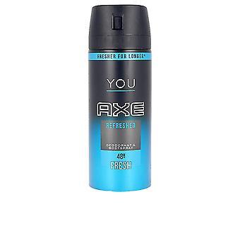 Machado você refrescou Deo Spray 150ml para homens