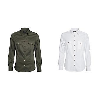 James og Nicholson kvinners/damer tradisjonell ren skjorte