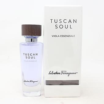 Tuscan Soul Viola Essenziale van Salvatore Ferragamo Eau De Toilette 2.5oz Spray