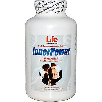 Life Enhancement, Durk Pearson & Sandy Shaw's, InnerPower with Xylitol Drink Mix